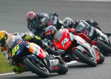 Moto GP Misano World Circuit
