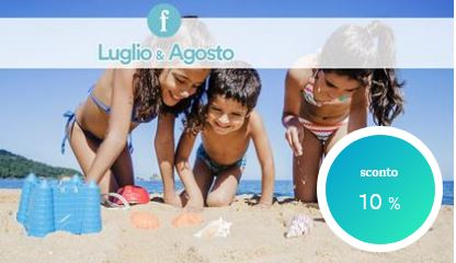 Offerte resort Luglio e Agosto sul Gargano