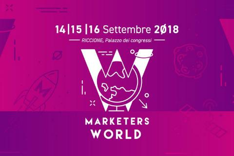 Offerta Marketers World Riccione