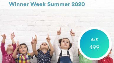 Winner week summer 2020