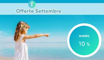 Super Offerte Settembre in Hotel Milano Marittima