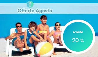 Super Offerta Agosto in Hotel Jesolo