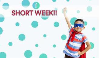 Short week