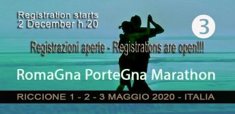 Offerta Romagna Portegna Marathon Riccione