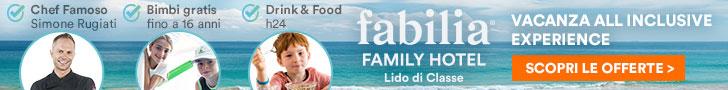 fabilia family hotels lido di classe
