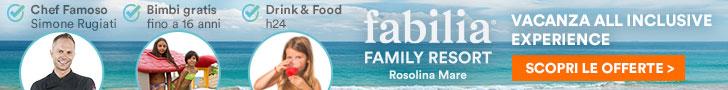 fabilia family hotel rosolina