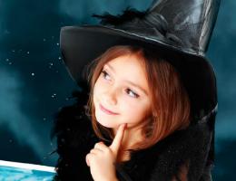 halloween per bambini ai parchi