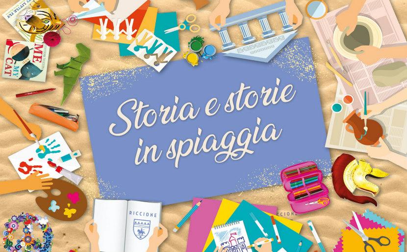 Storia e storie in spiaggia
