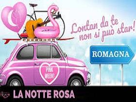Offerta Notte Rosa 2021 Hotel fronte mare