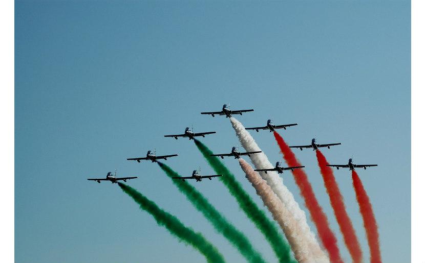 Frecce Tricolori Rimini